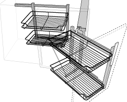 Magic Basket Corner Solution