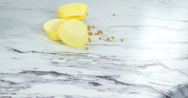 Calcutta Marble are an AEON enhanced performance laminate surface that looks just like real Italian marble.