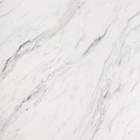 Marble effect Calcutta is a fantastic way to achieve a traditional style