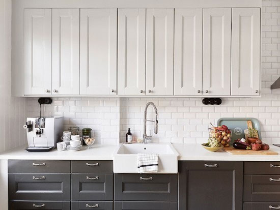 Top Colour Combinations For Mix And Match Cabinets Solid Wood