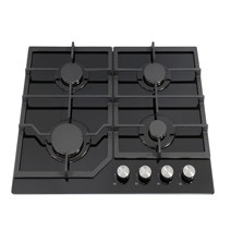 This Montpellier hob is available on qualifying orders over £4,000 - the perfect way to finish your kitchen