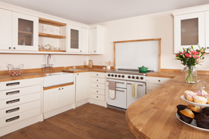 Essex oak kitchens showroom
