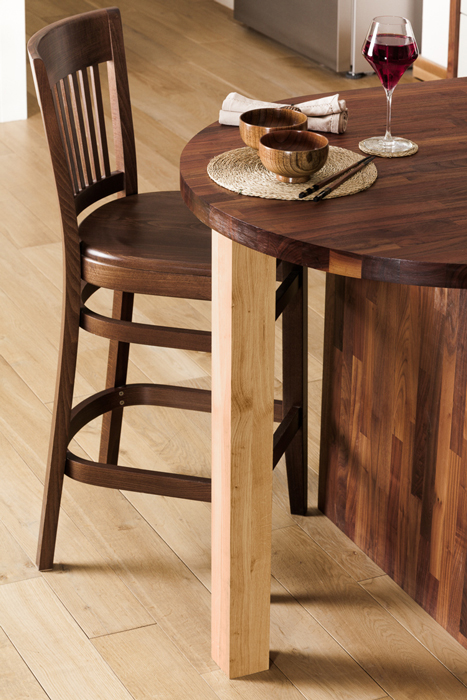 Oak Express Bar Stools