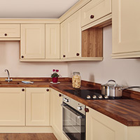 Our Kitchen Style Tool lets you choose from a wide range of classic kitchen colours.