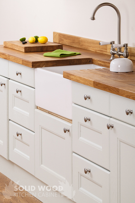 Oak Worktops For Vintage Kitchens Solid Wood Kitchens