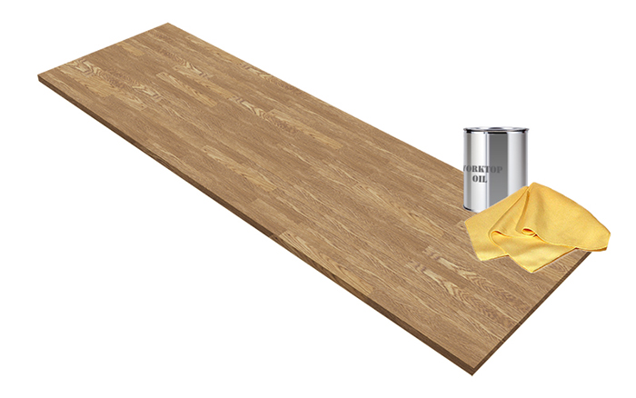 Oiling Wood Worktops In Oak Kitchens Solid Wood Kitchen Cabinets