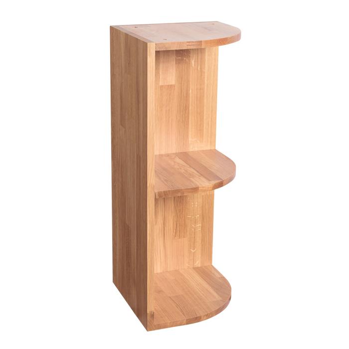Open Shelf Kitchen Wall Cabinet