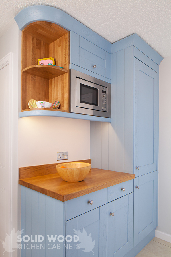 Choosing Cabinets for Solid Oak Kitchens