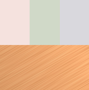 Copper pairs perfectly with these pastel kitchen colour palettes