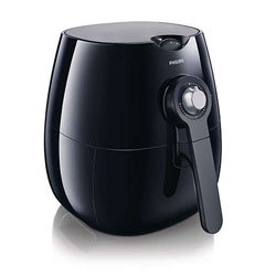 This Philips Airfryer cooks chips and other meals using very little oil