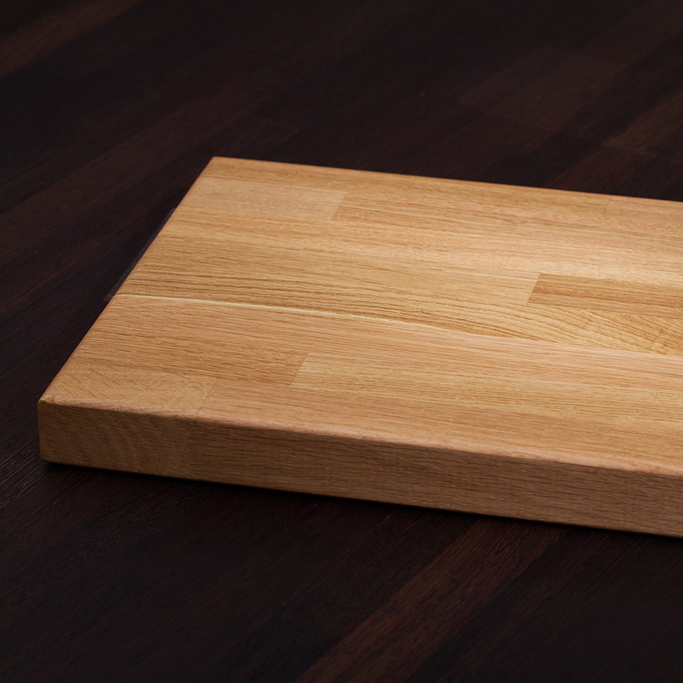 Worktop Chopping Boards - Solid Wood