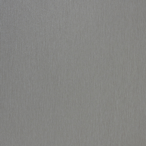 Brushed Stainless Steel Laminate Worktop Edging - 1530 x 45mm