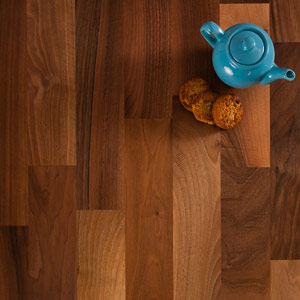 Deluxe Walnut Worktop 3000mm X 960mm X 40mm