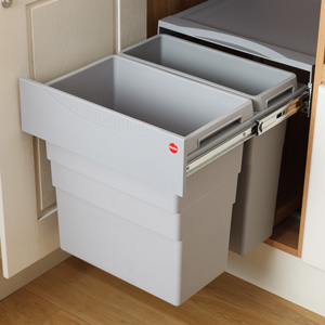 Kitchen Waste Bin 19L & 30L