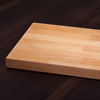 Solid Cherry Worktop Chopping Board