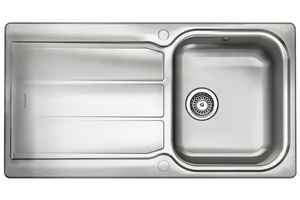 Rangemaster Glendale Sink - Single Bowl (Reversible)