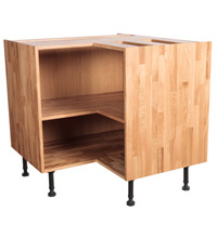 L-Shaped Corner Base Cabinets