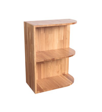 Open Base End Cabinets