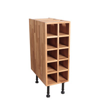 Wine Rack Base Cabinets W300mm