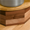 Solid Wood Plinths