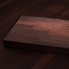 Solid Wenge Worktop Chopping Board