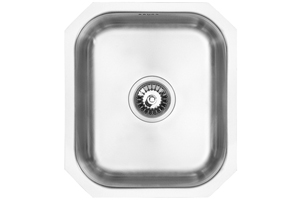WEX Calypso Sink - Compact Single Bowl