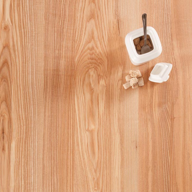 Solid full stave ash kitchen worktops uk solid wood for Ash wood kitchen cabinets