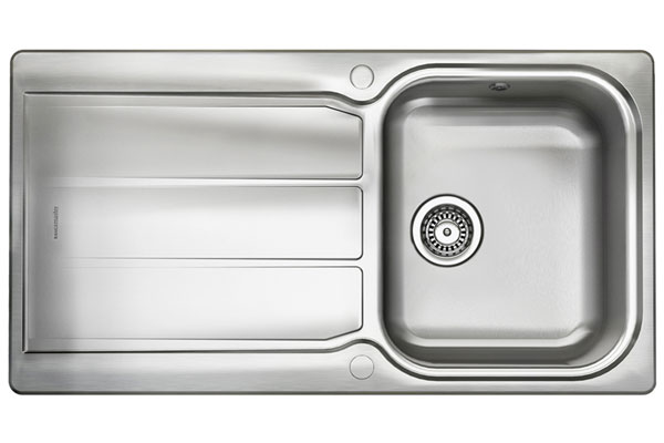 Rangemaster Glendale Sink – Single Bowl (Reversible)