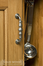 How to Refresh Your Kitchen: Replace cabinet handles