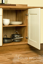 How to Refresh Your Kitchen: Fit fresh cabinet doors