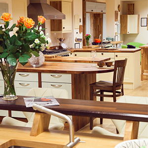 How to Sample Our Oak Kitchens before Placing your Order