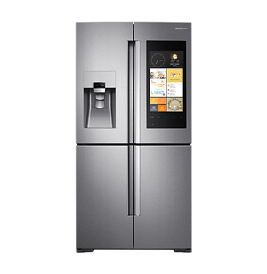 The Samsung Family Hub Fridge Freezer packs an impressive number of features into one appliance