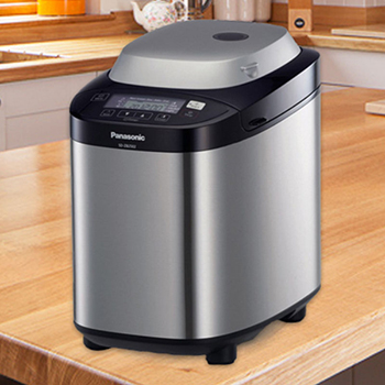 Gadget of the Month -Panasonic SD-ZB2502BXC Bread maker
