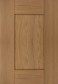 Shaker & Traditional Cabinet Doors - Solid Wood Kitchen Cabinets