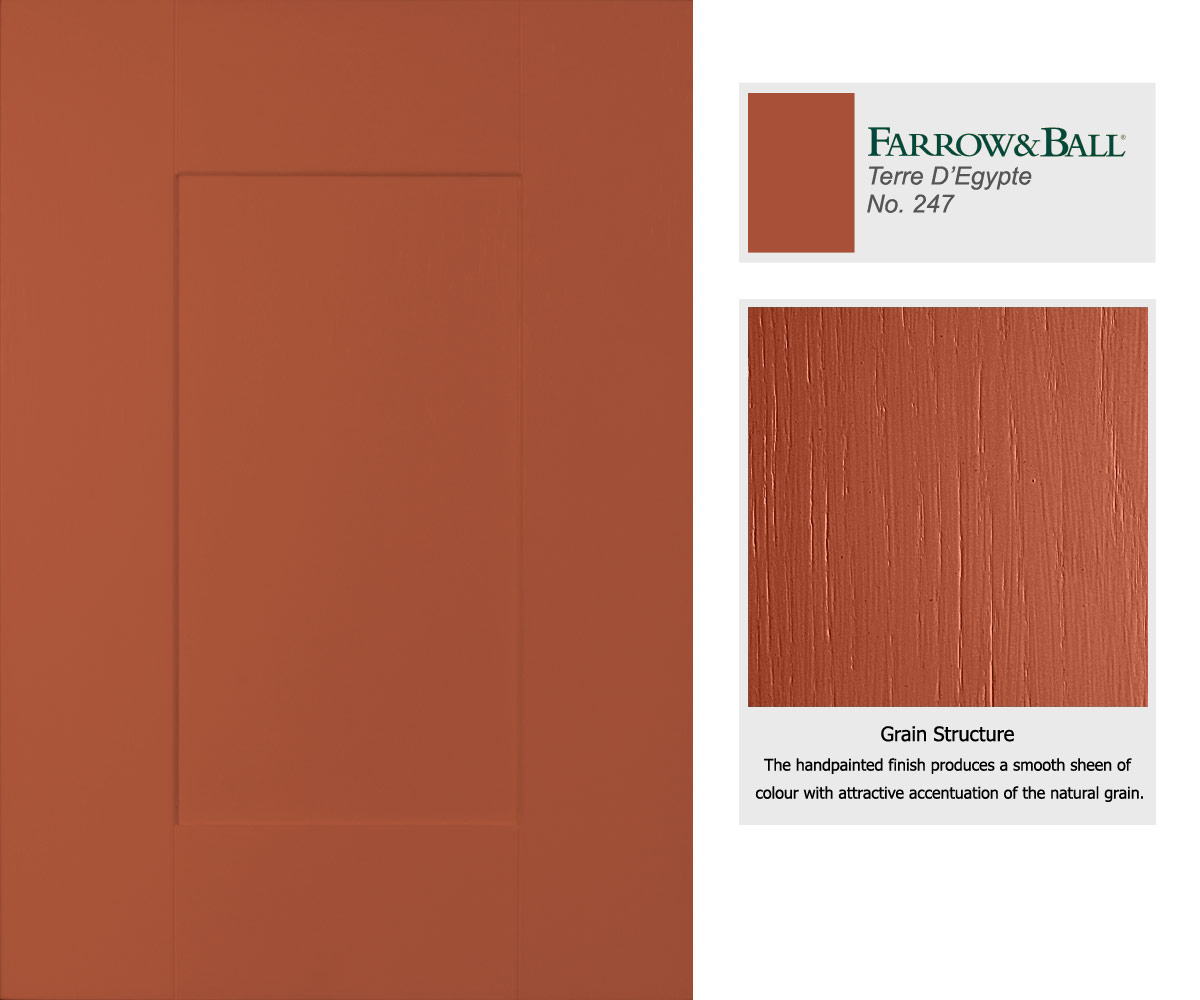 Kitchen Cupboards Uk Only: Shaker Painted Colours (Doors Only)