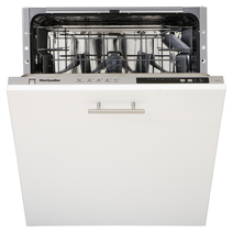 This sleek Montpellier dishwasher is perfect in any kitchen, available FREE on eligible orders costing between £3,000 - £3,999