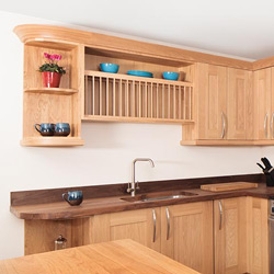 Solid Oak Bridging Units