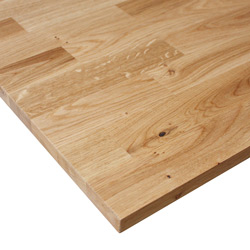 Where can I buy solid oak offcuts to complete my kitchen?