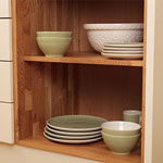 How to Fit Solid Oak Base Cabinets