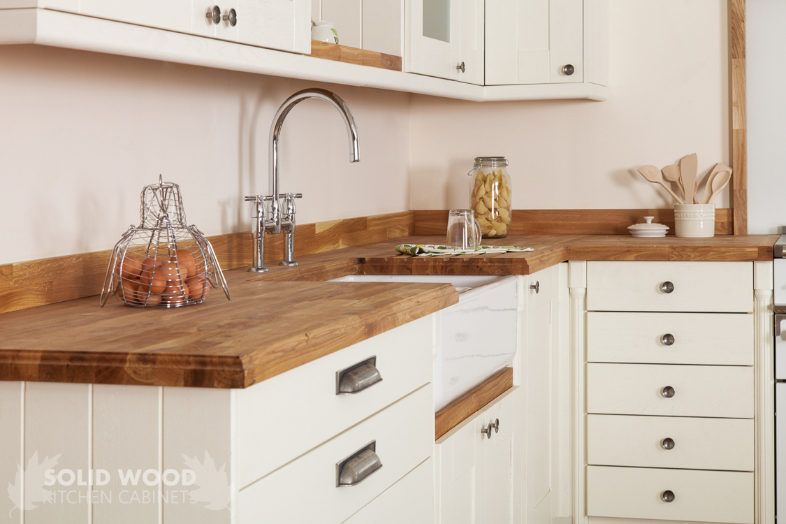 how to cut out a worktop for a belfast sink