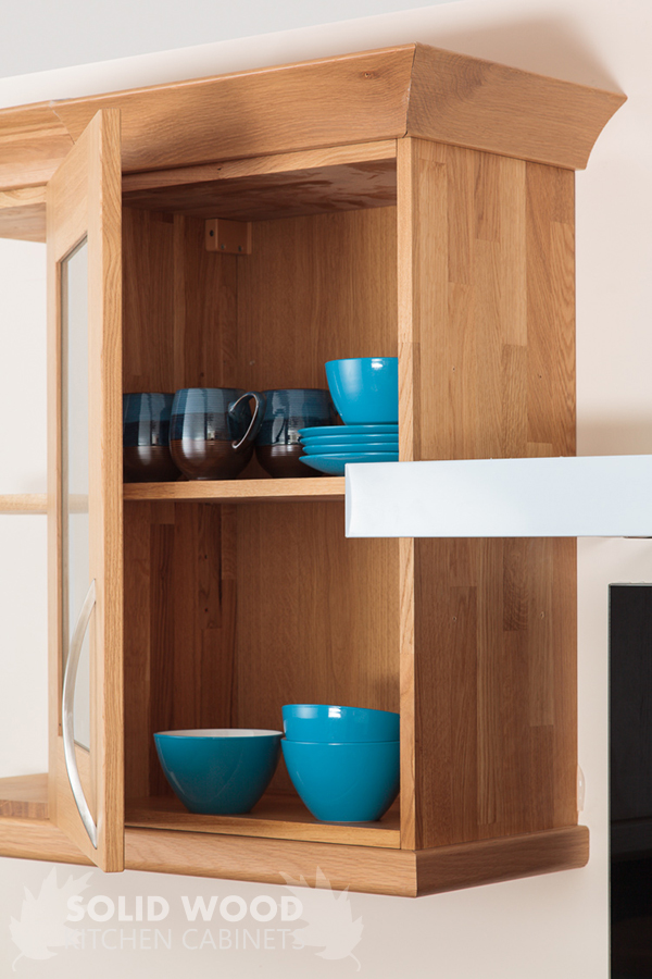 Solid Wood Kitchen Cabinets - Image Gallery
