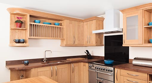 Solid Wood Specialist Cabinets