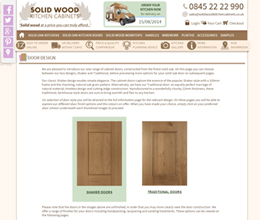 Choose Your Kitchen Doors & Drawers