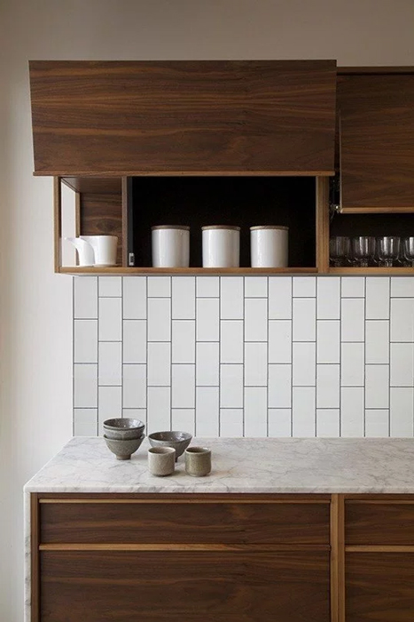 Trend Watch Subway Tiles For Oak Kitchens Solid Wood