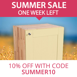 Save 10% on Oak Kitchens - One Week Left!