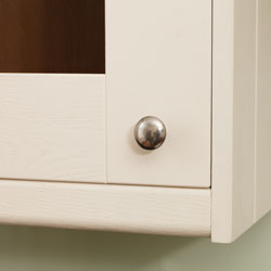 Swapping your cabinet handles is a great way to create a more contemporary look in your kitchen