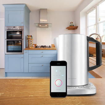 Kitchen gadget of the month Wifi kettle