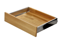 Tandembox Antaro Stainless Steel - Single Drawer