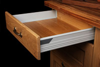 Kitchen Drawers Wooden Drawer Units Solid Wood Kitchen Cabinets