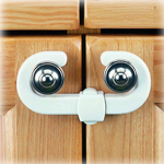 Locks or Clips: Our Top 10 Tips for Safety in the Kitchen